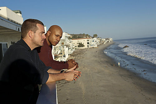 NCIS: Los Angeles — s04e08 — Collateral