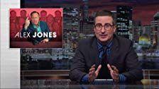 События прошедшей недели с Джоном Оливером — s04e19 — Alex Jones