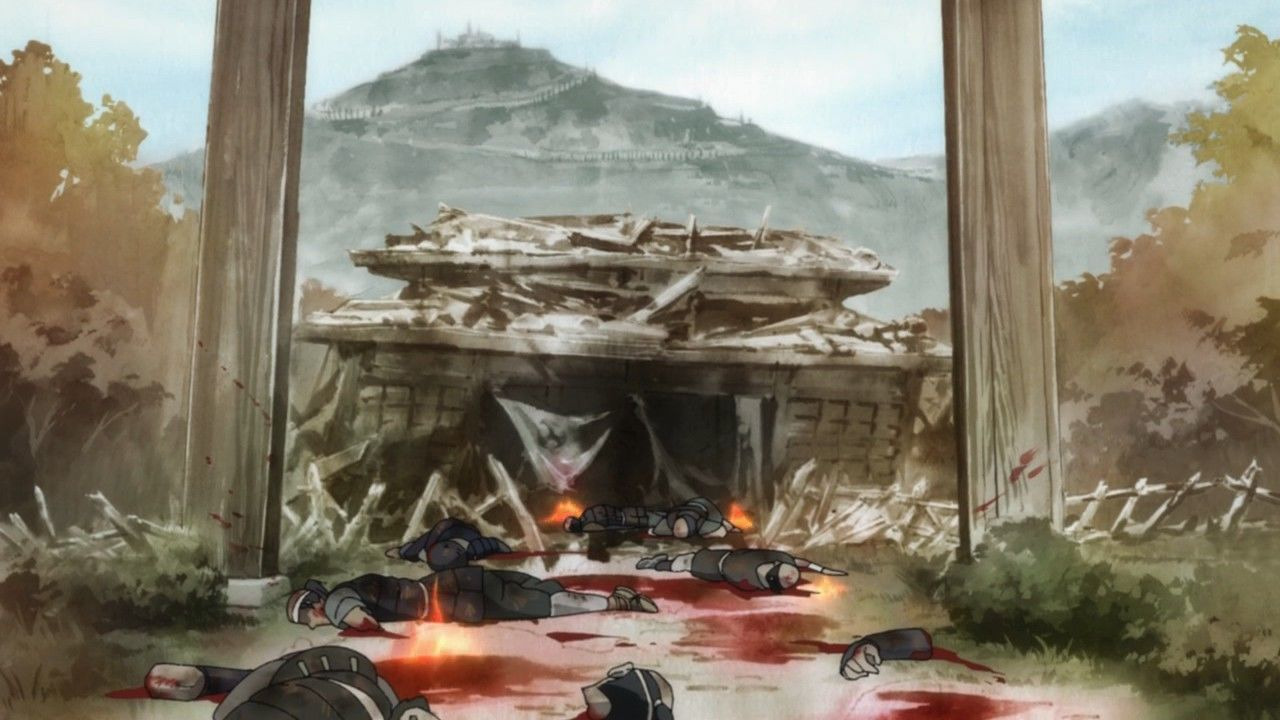Дороро — s01e22 — The Story of Nui
