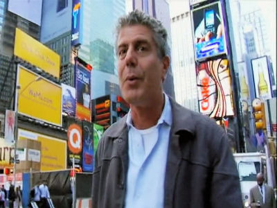 Anthony Bourdain: No Reservations — s03e08 — New York City