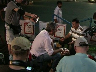 Anthony Bourdain: No Reservations — s06e22 — Making of India