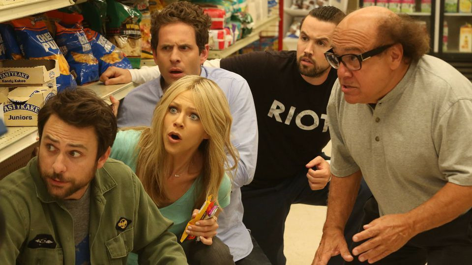 It's Always Sunny in Philadelphia — s09e06 — The Gang Saves the Day