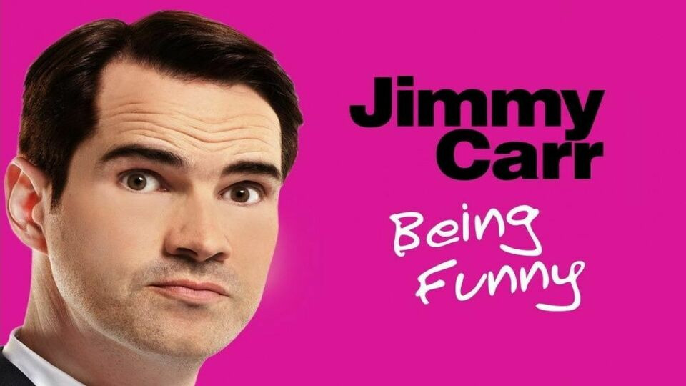Jimmy Carr — s01e07 — Being Funny