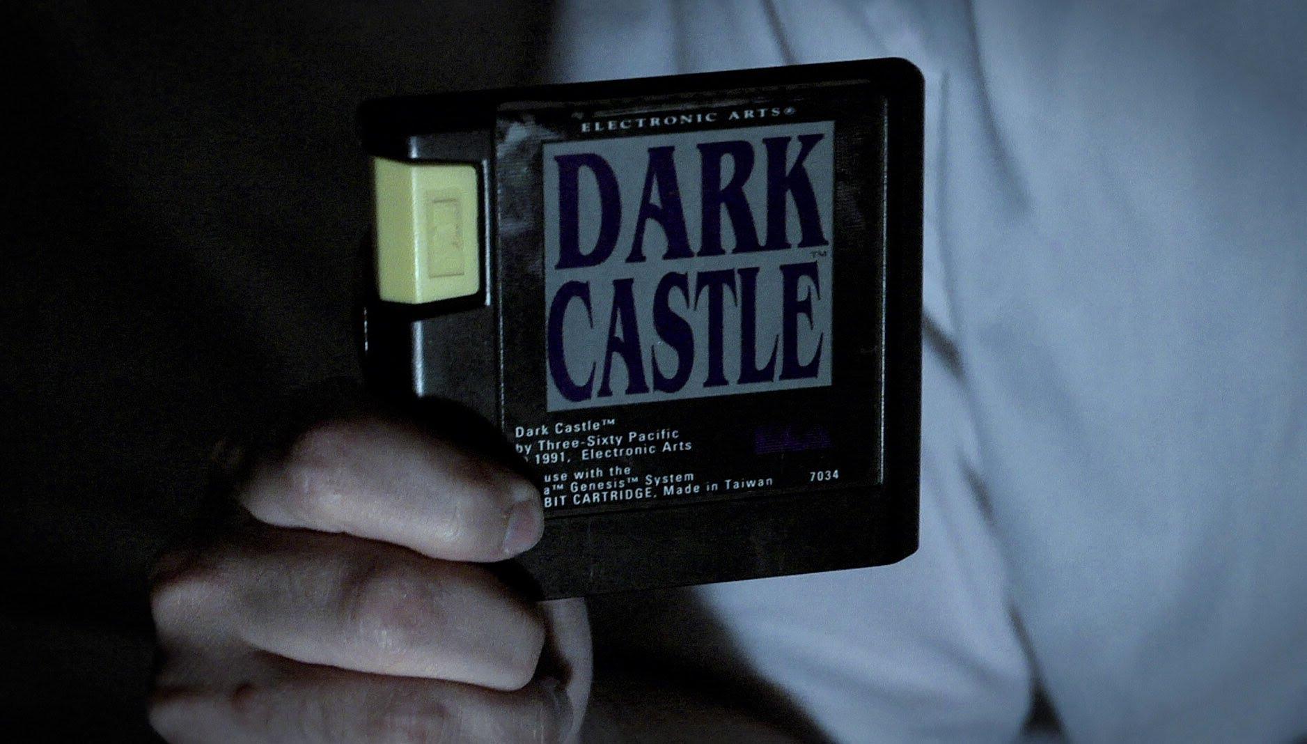 Злостный видеоигровой задрот — s06e04 — Dark Castle