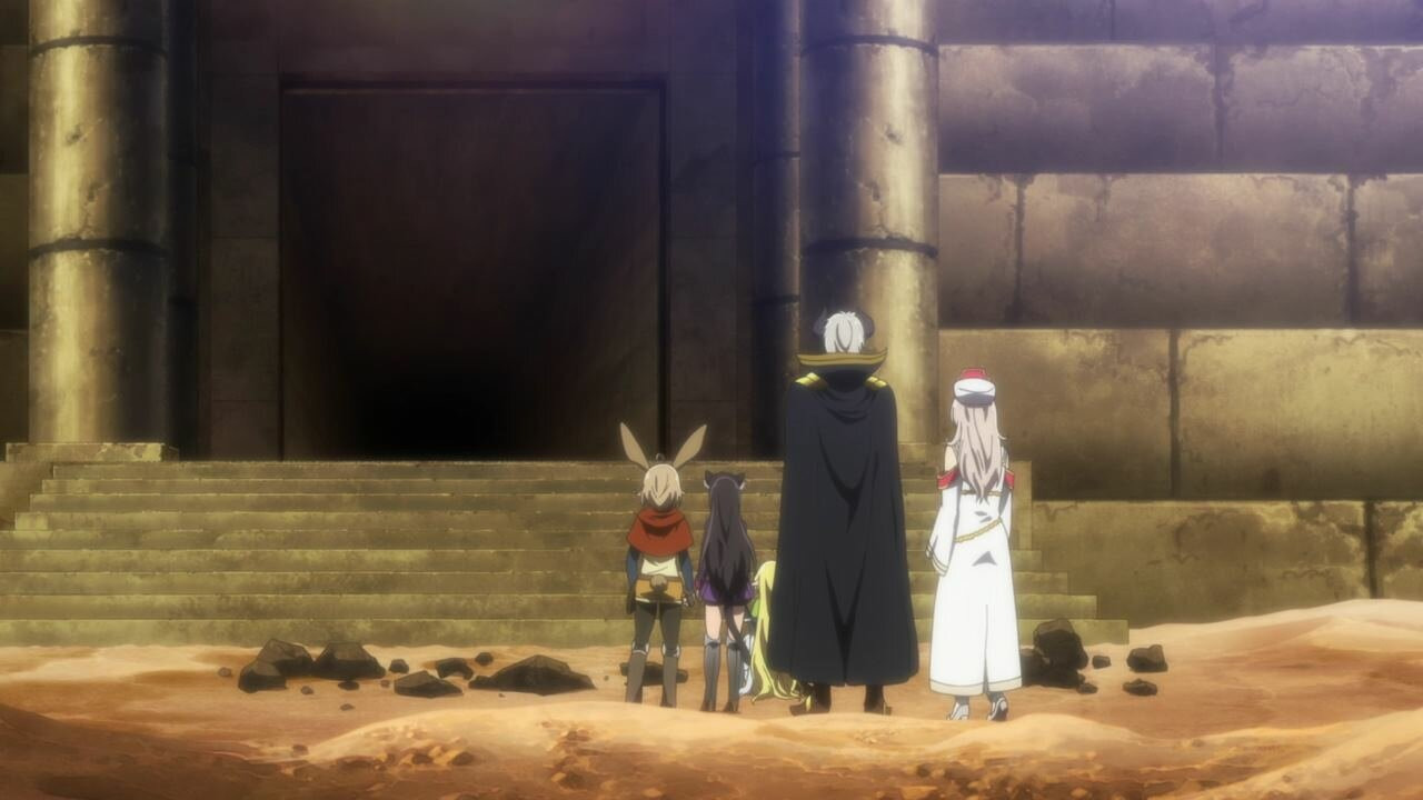 How NOT to Summon a Demon Lord — s02e04 — Personal Domain