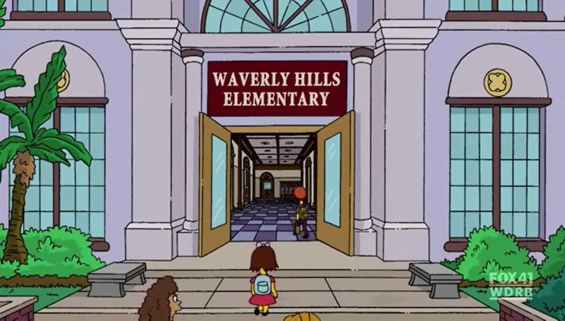 The Simpsons — s20e19 — Waverly Hills, 9021-D'Oh
