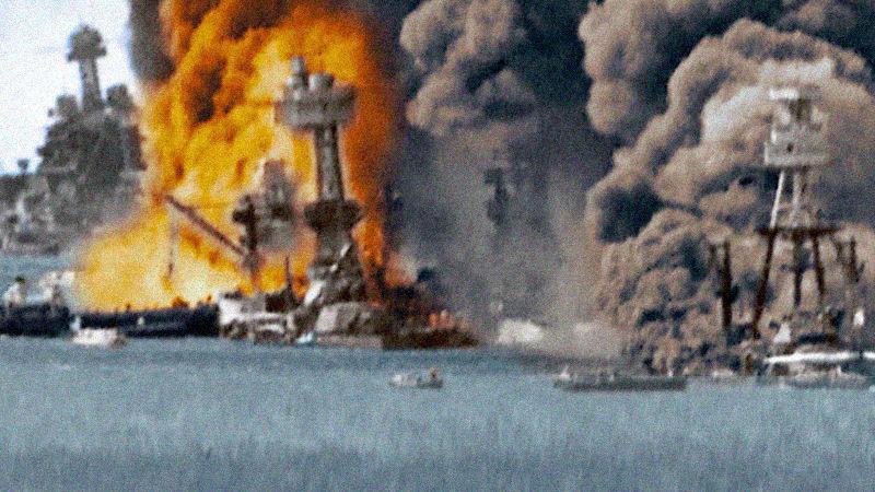 Величайшие события Второй мировой войны — s01e03 — Pearl Harbor