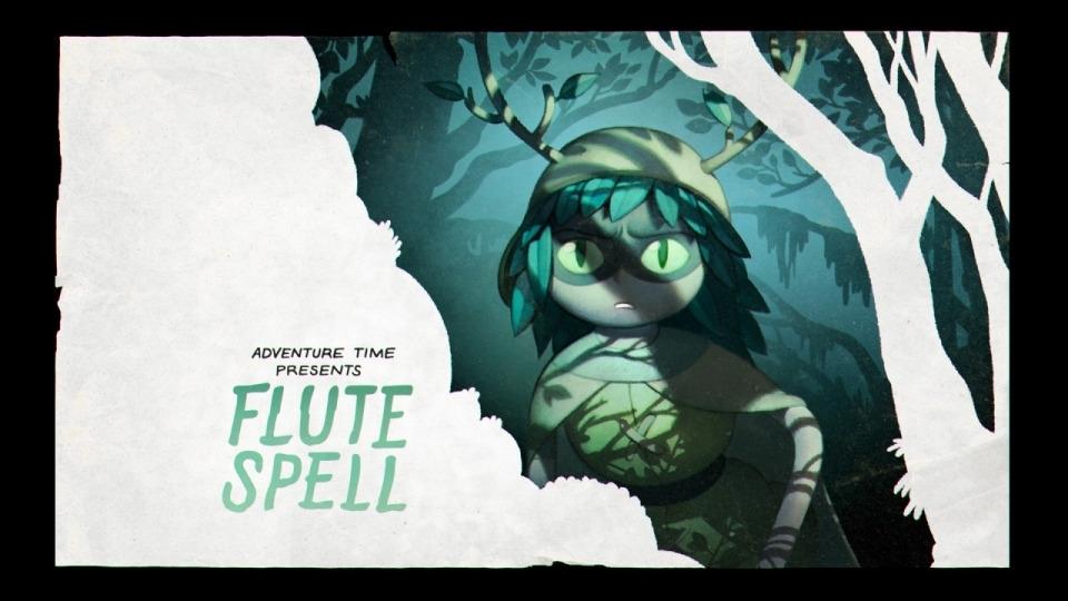 Время приключений — s07e24 — Flute Spell