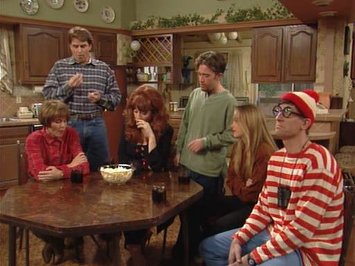 Married... with Children — s08e18 — Get Outta Dodge
