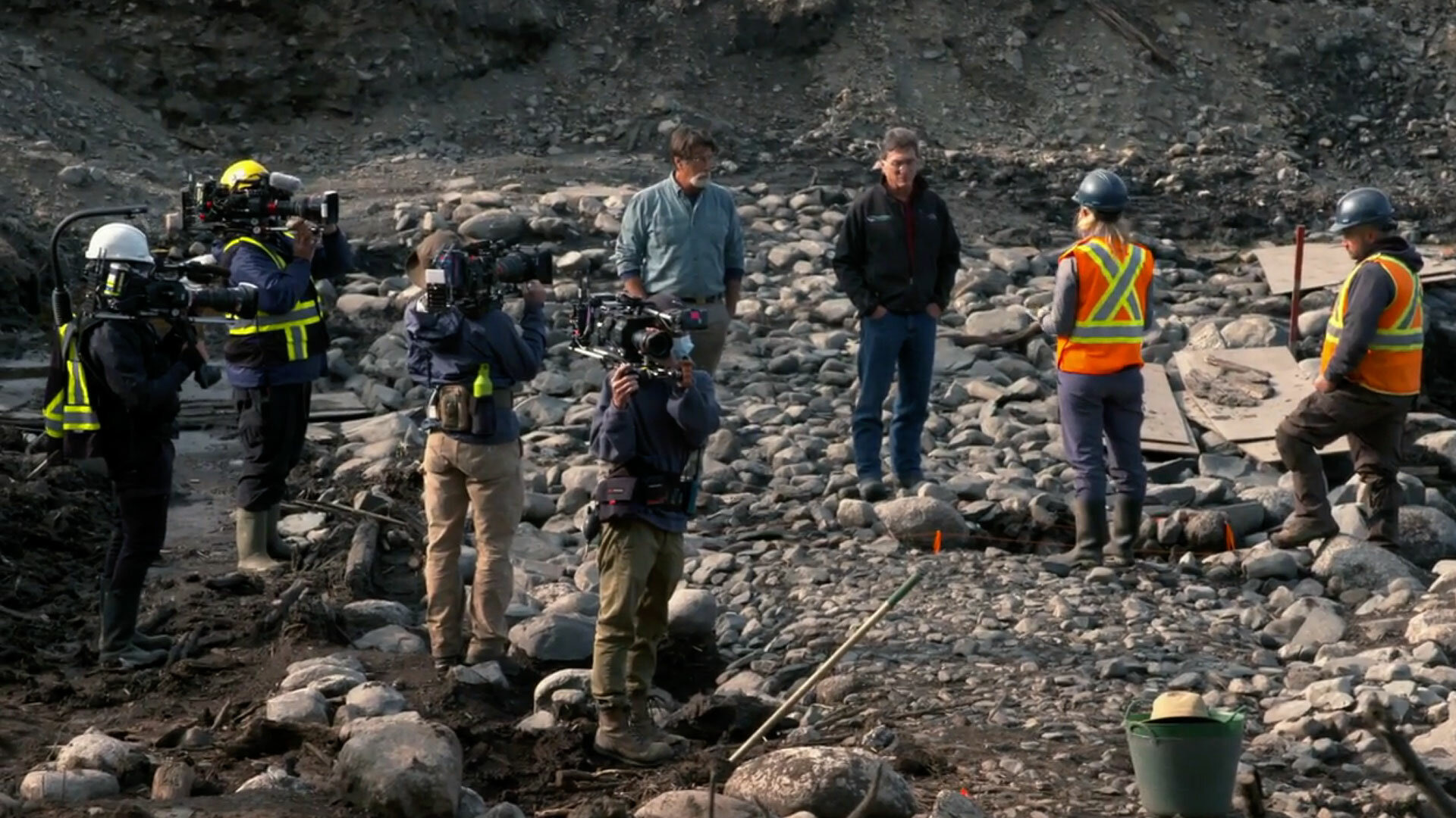 The Curse of Oak Island: Drilling Down — s08e05 — The Making Of