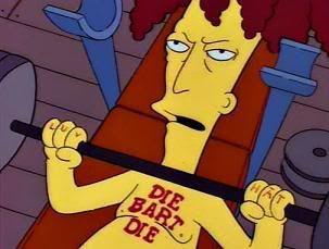 The Simpsons — s05e02 — Cape Feare