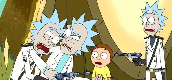 Rick and Morty — s01e10 — Close Rick-Counters of the Rick Kind