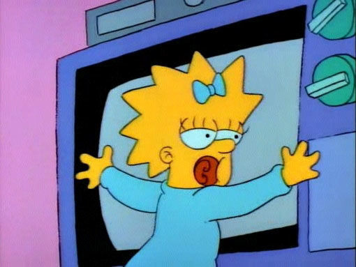 The Simpsons — s01e06 — Moaning Lisa