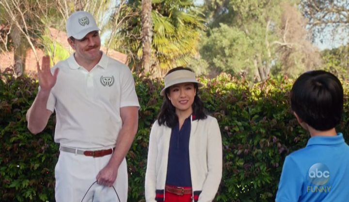 Fresh Off the Boat — s03e20 — The Masters