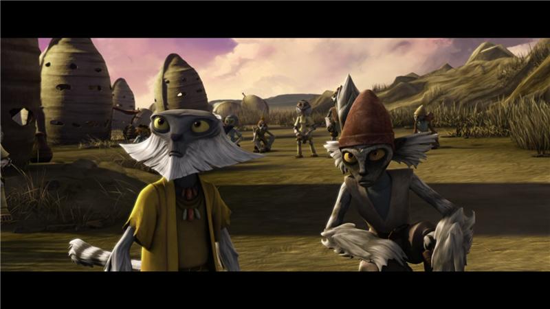 Star Wars: The Clone Wars — s01e13 — Jedi Crash