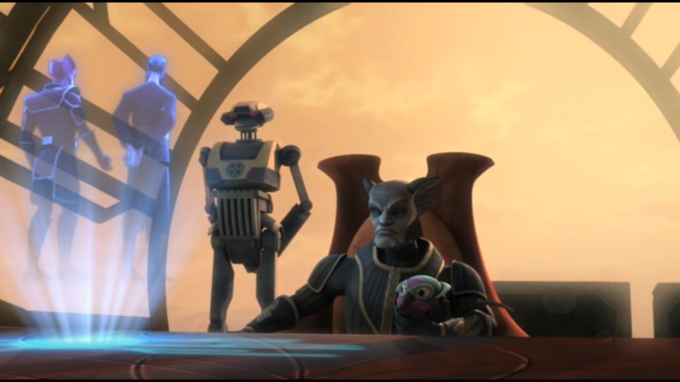 Star Wars: The Clone Wars — s04e11 — Kidnapped