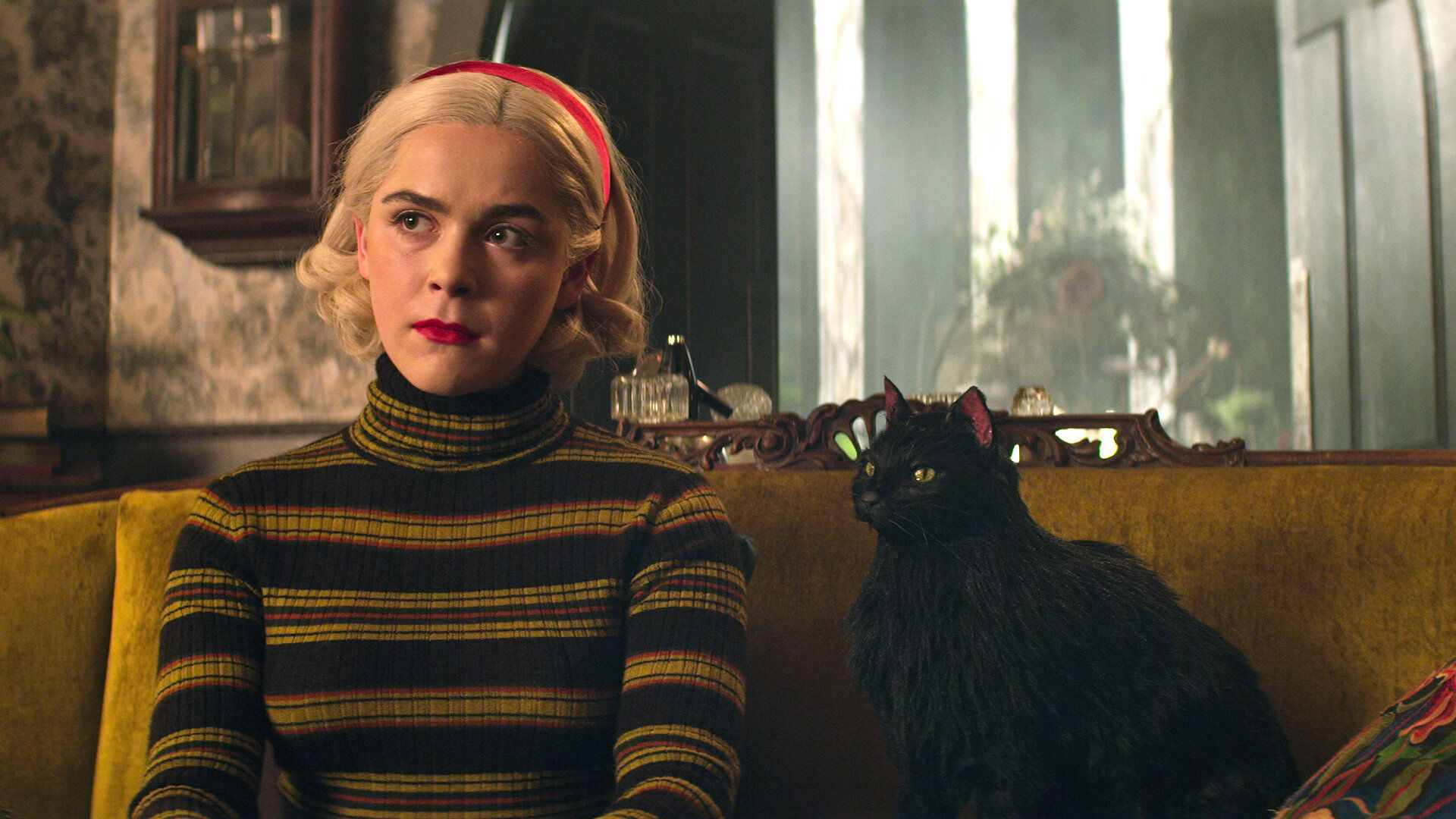 Chilling Adventures of Sabrina — s04e07 — Chapter Thirty-Five: The Endless