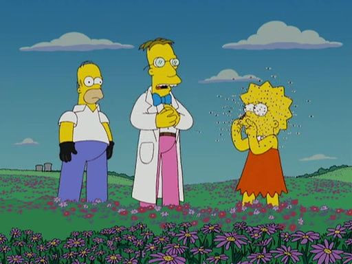The Simpsons — s20e08 — The Burns and the Bees