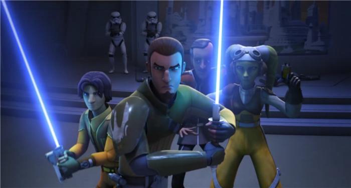 Звездные войны: Повстанцы — s01e12 — Vision of Hope
