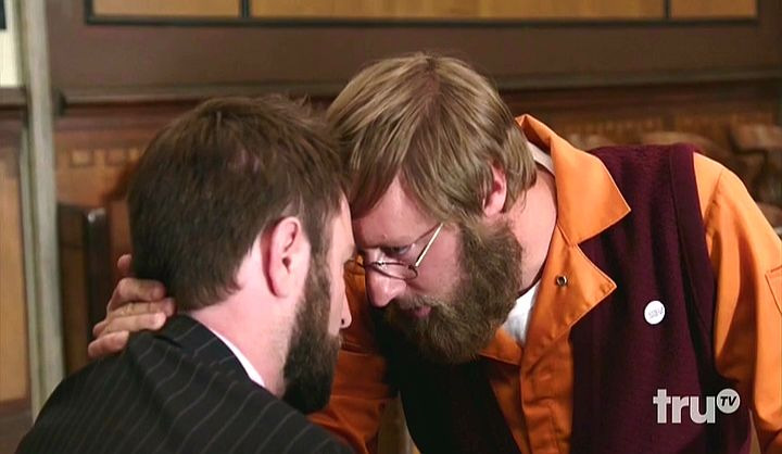 Those Who Can't — s02e06 — The Trial of Geoffrey Quinn