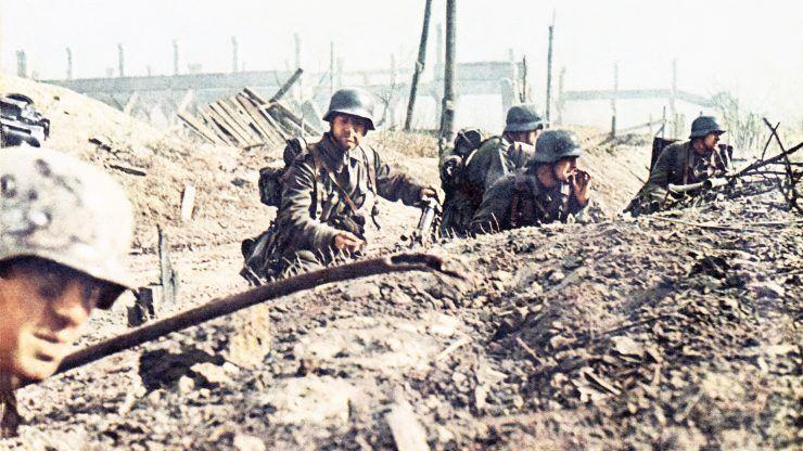 Величайшие события Второй мировой войны — s01e05 — Siege of Stalingrad