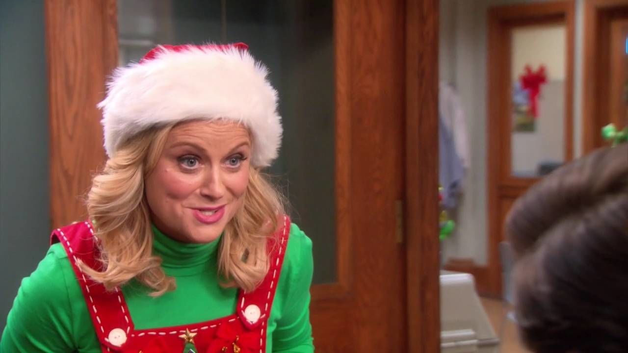 Parks and Recreation — s05e09 — Ron and Diane