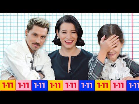 Шоу Иды Галич 1-11 — s02e02 — Кто умнее— Дима Билан или школьники?