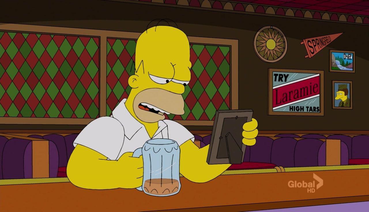 The Simpsons — s24e21 — The Saga of Carl