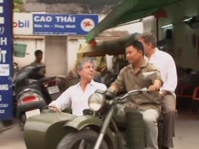 Anthony Bourdain: No Reservations — s05e10 — Vietnam: There's No Place Like Home
