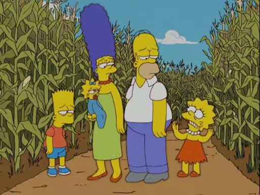 The Simpsons — s18e20 — Stop or My Dog Will Shoot