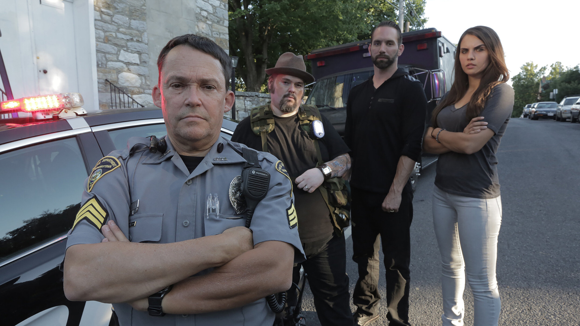 Ghosts of Shepherdstown — s01e01 — Welcome to America's Most Haunted Town