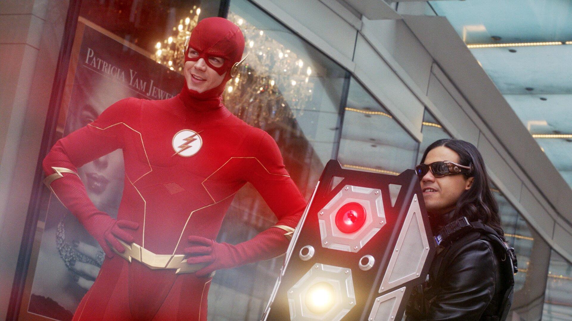 The Flash — s07e12 — Good-Bye Vibrations