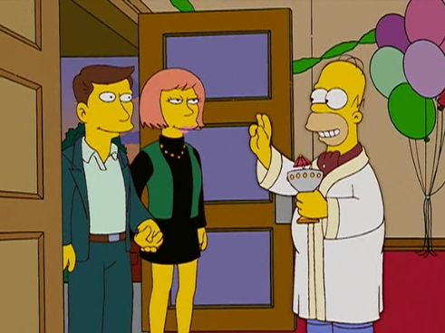 The Simpsons — s14e10 — Pray Anything
