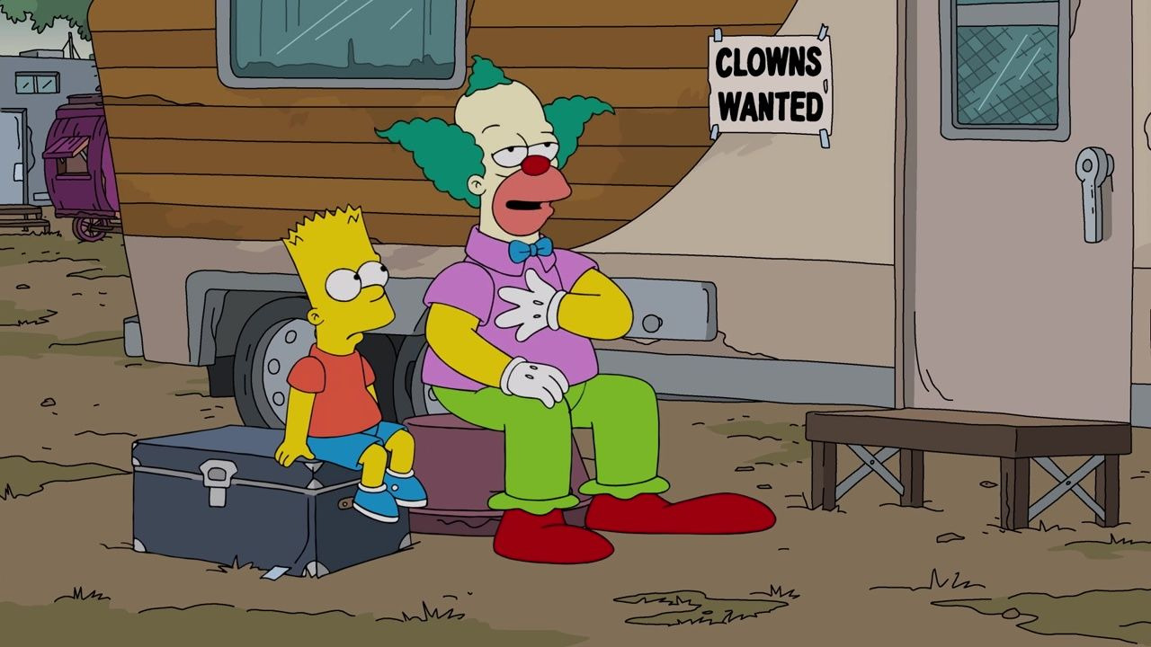 The Simpsons — s30e08 — Krusty the Clown