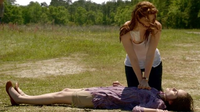 Under the Dome — s02e01 — Heads Will Roll
