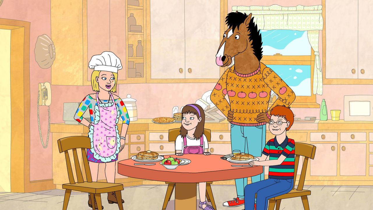 BoJack Horseman — s01 special-1 — Sabrina's Christmas Wish