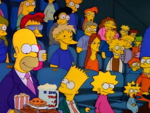 The Simpsons — s02e09 — Itchy & Scratchy & Marge
