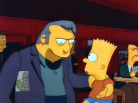 The Simpsons — s03e04 — Bart the Murderer