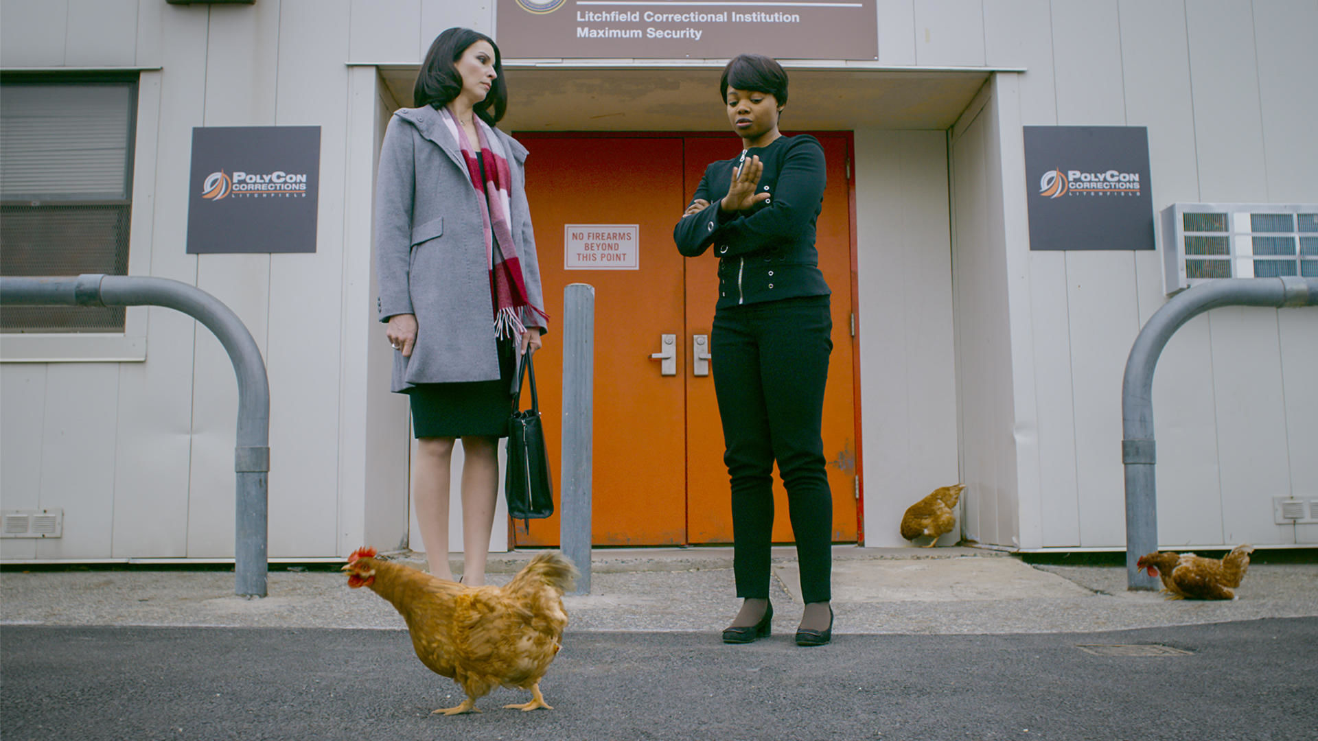 Orange Is the New Black — s07e13 — Here's Where We Get Off