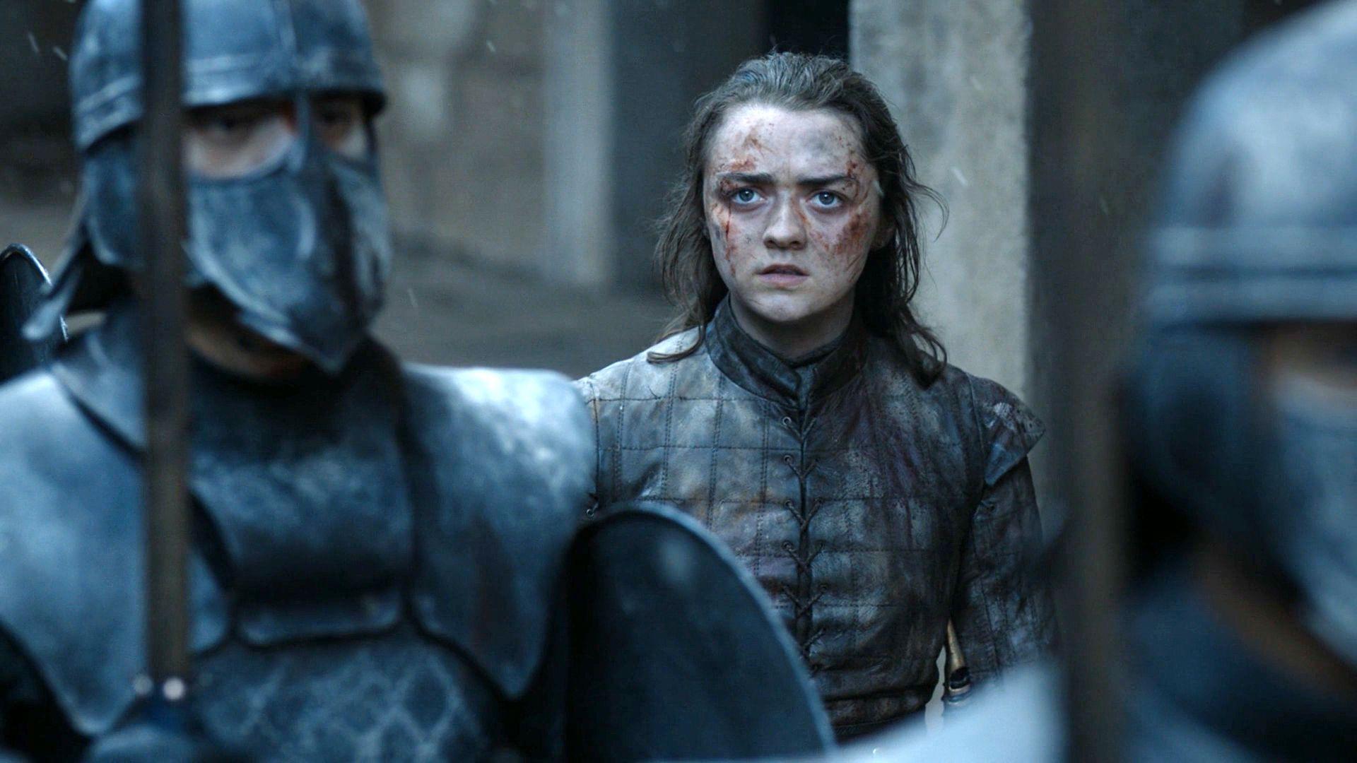Game of Thrones — s08e06 — The Iron Throne