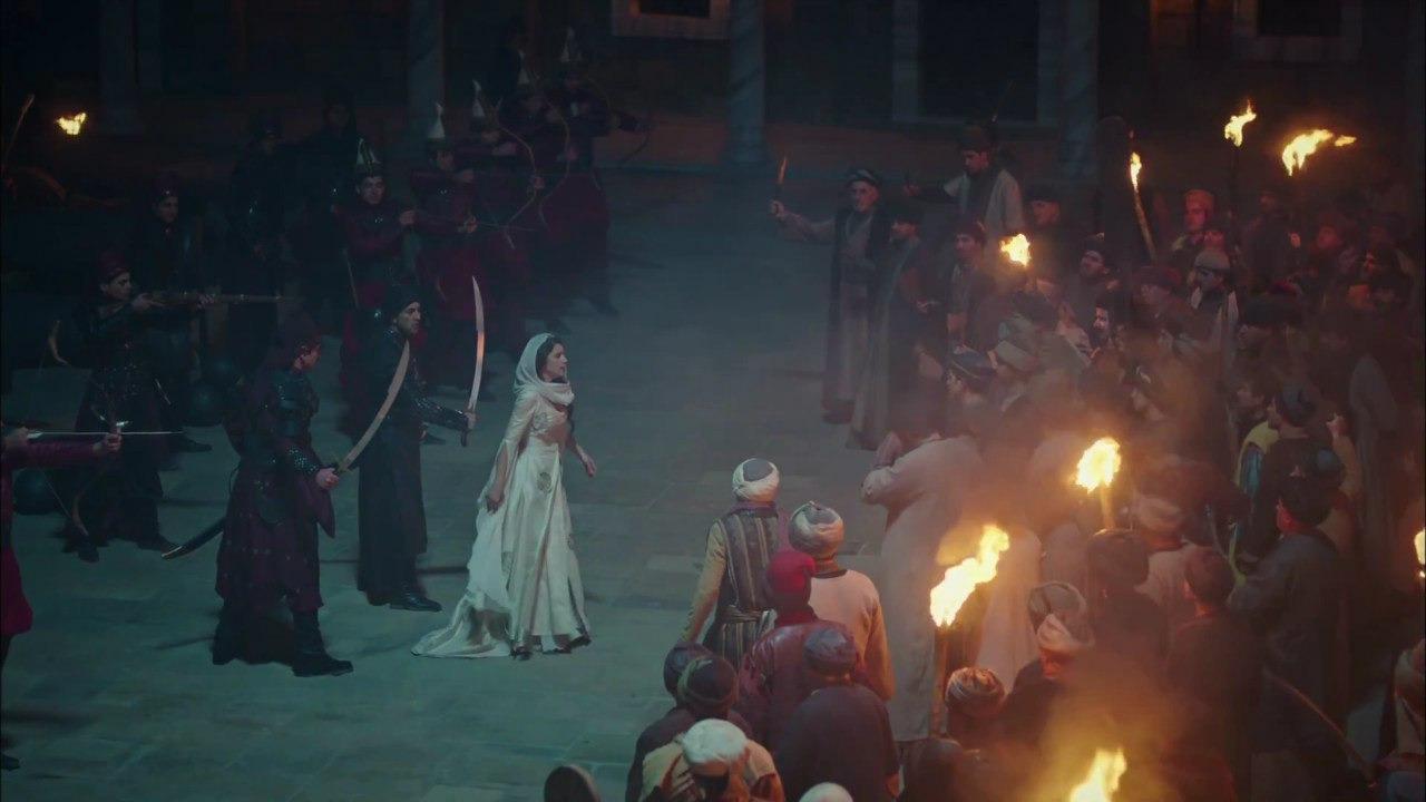 Великолепный век. Империя Кёсем — s01e07 — Сила невинности