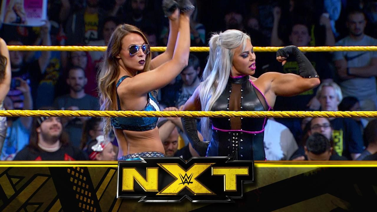 WWE NXT — s10e12 — Main Event: Asuka vs Emma