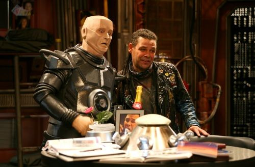 Red Dwarf — s10e02 — Fathers and Suns