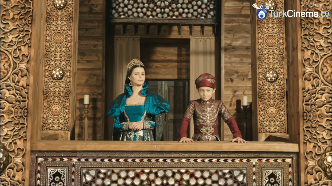 Muhteşem Yüzyıl: Kösem — s01e30 — Кровавая эпоха