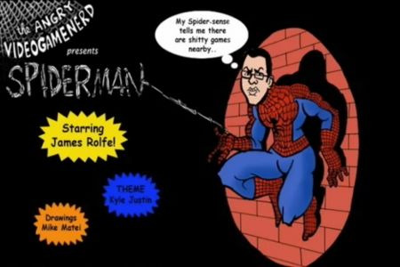 The Angry Video Game Nerd — s02e07 — Spider-Man