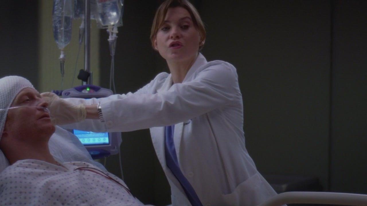 Grey's Anatomy — s05e13 — Stairway to Heaven