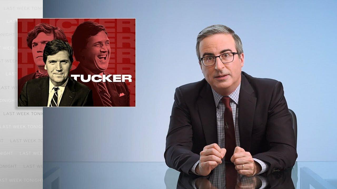 Last Week Tonight with John Oliver — s08e05 — Tucker Carlson