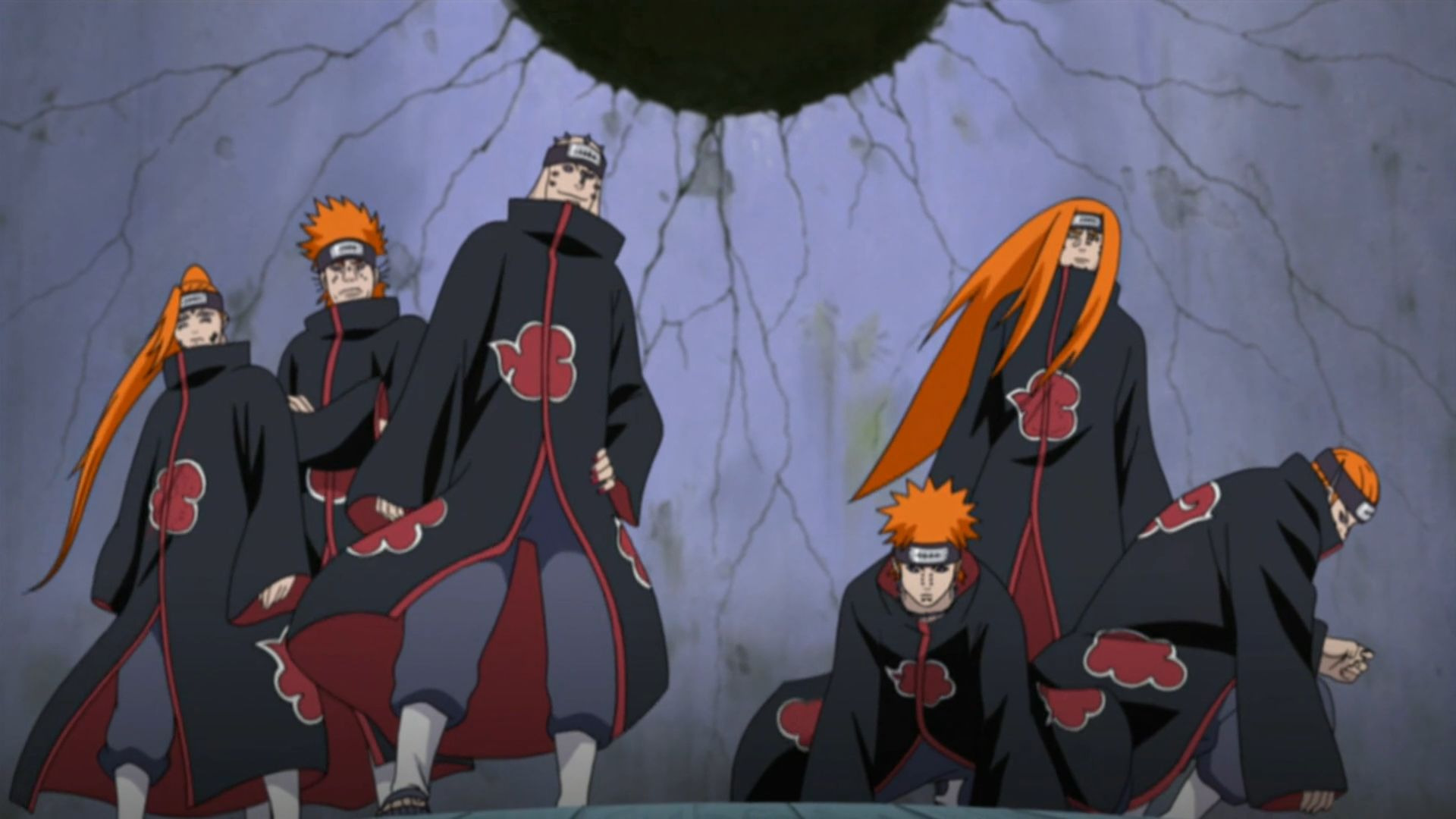 Naruto: Shippuuden — s06e20 — In Attendance, the Six Paths of Pain