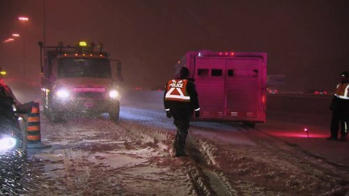 Heavy Rescue: 401 — s05e16 — A Major Situation