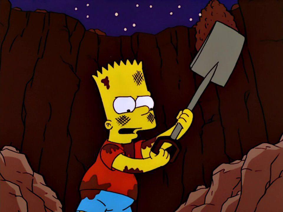 Симпсоны — s13e03 — Homer the Moe